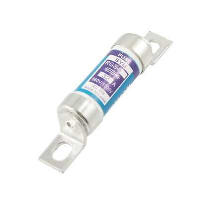 RGS4 660V 32A Blue Cylinder Circuit Ceramic Fast Blow Fuse Link