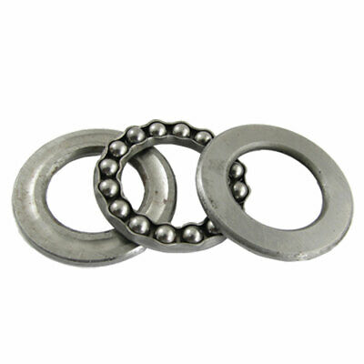 25mm Inner Diameter 51105 Thrust Roller Ball Bearings
