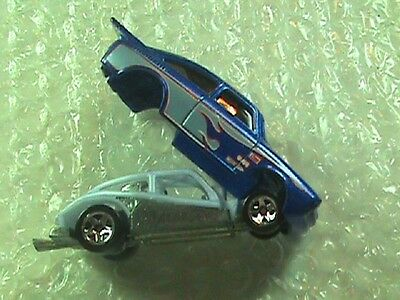 Hot Wheels '65 Volkswagen Fastback 2008 First Editions Loose Die-Cast 1:64 Rare
