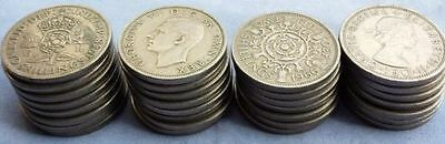 2 / Two Shillings QE 2nd British Florin