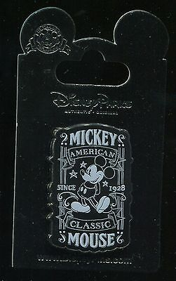 Chalk Sketch Mickey Mouse - Since 1928 - Disney Pin 101227