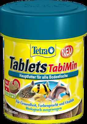 Tetra Tablets Tabimin 120, 275 & 1040, Fish Food, Bottom Feeder, Sinking