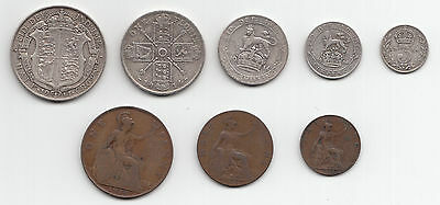 1914 1915 1916 1917 1918 World War One I Coin Year Sets - Choose your Year