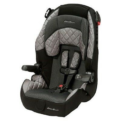 Eddie Bauer Deluxe Harness Booster Car Seat - Hunnicut -  Brand New In Box
