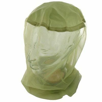 Highlander Mosquito/Midge Micro Head Net - One Size Fits All