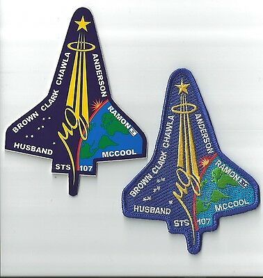 space shuttle columbia mission patch - photo #12