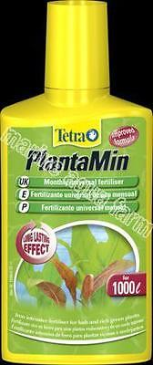 TETRA PLANTAMIN 100ml, PLANT FERTILISER, PLANTED TANK, AQUARIUM, ROOT • EUR 8,65