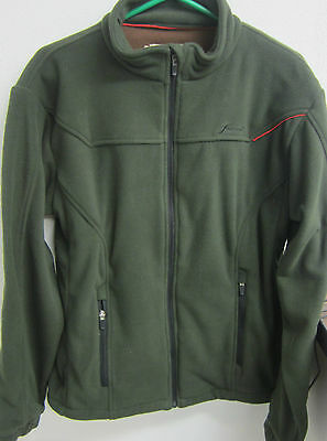 Shellbrook by Deerhunter Avant Fleece Jacket - Green 350 | Hunting Shooting