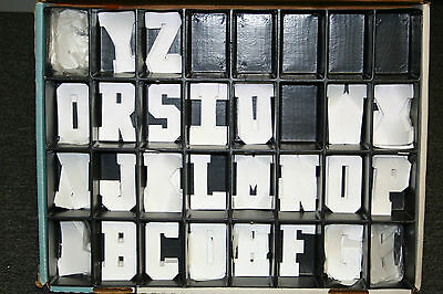 """Stahls 3"""" Twill Varsity Background Letters"""