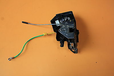 BMW 5 SERIES E39 530D '00 FRONT RIGHT O/S DOOR LOCK