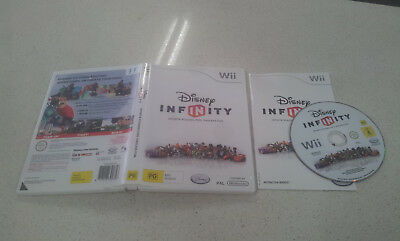 Disney Infinity Wii Game Only PAL