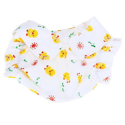 Cloth Reusable Baby Infant Diaper Pants Waterproof Cover Yellow new