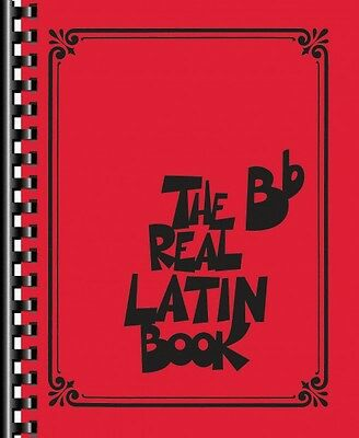 The Latin Real Book E-flat Edition Sheet Music Real Book Fake Book NEW 000240141