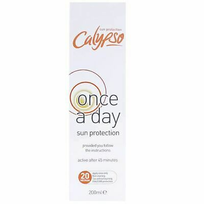 Calypso Once A Day Sun Protection SPF20 200ml