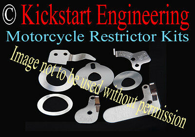 Yamaha MT-07 FZ07 & Tracer A2 Restrictor Kit  - 35 kW 47 bhp DVSA RSA Approved