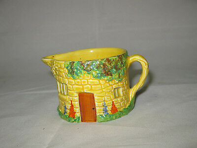VINTAGE Carlton Ware Cottage Ware Milk Jug - early 1930s