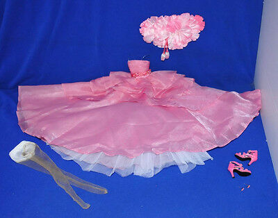 """Flourish Antoinette outfit only 16"""" doll Tonner 2012 Gorgeous Dress NO DOLL"""