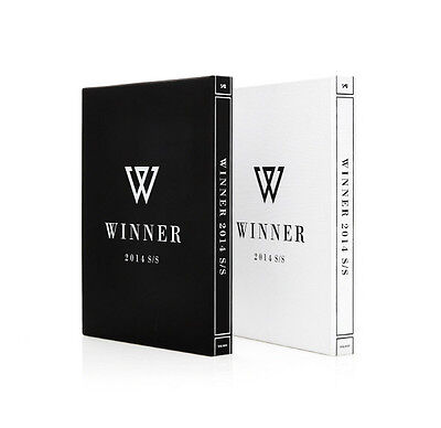 WINNER - DEBUT ALBUM [2014 S/S] [LIMITED EDITION] CD+Photobook+Tabloid+Photocard