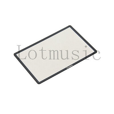 LCD Screen Protector Rigid Optical Glass Cover for Canon Eos 5D Mark III 5D3
