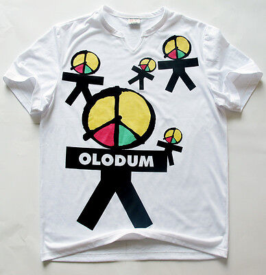Michael Jackson They Don't Care About Us Olodum T-Shirt