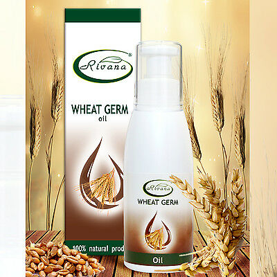 100% Pure Wheat Germ Oil Natural Massage Carrier Base Oil Without Preservatives
