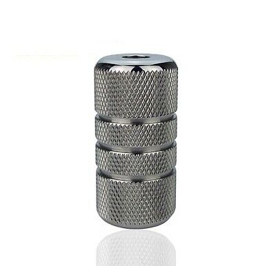 25mm STAINLESS STEEL TATTOO GRIP HIGH QUALITY - UK 1002