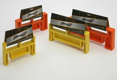 Wedjji Steel Frame Alignment Tool 4 Pack