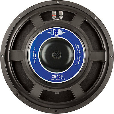 "Eminence Legend CB158 15"" Bass Guitar Speaker"