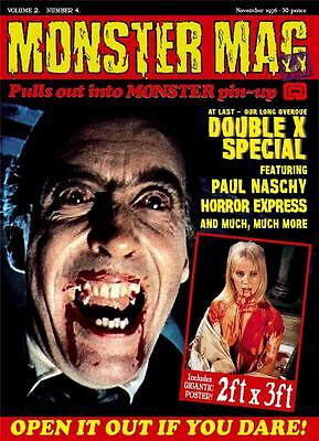 """Monster Mag """"Double X"""" Special - only 39 years in the making!"""