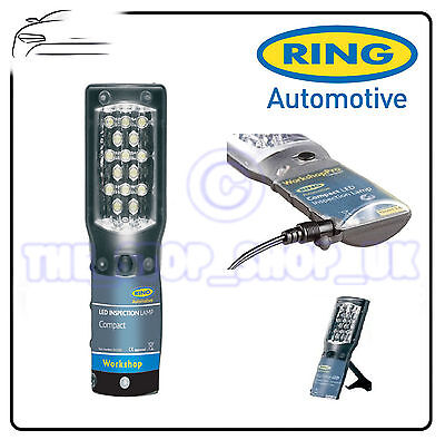 Ring Automotive Compact LED Inspection Lamp 5 hour Professional Range RIL2500