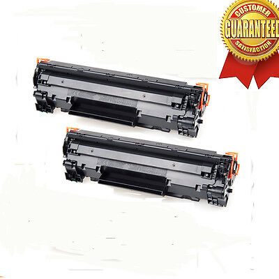 2PK New Compatible Black Toner CF283A for HP 83A M127fn,M127fw,M125nw,M125rnw