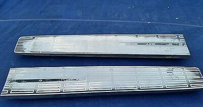 1962 Lincoln Continental  Sedan stainless steel rear trunk trim