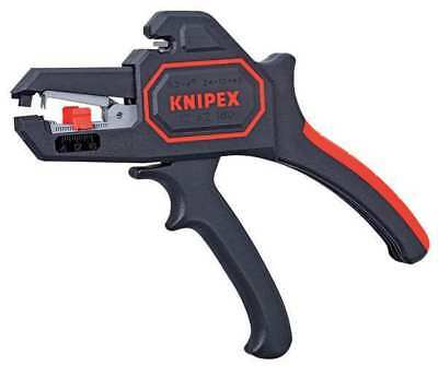 Wire Stripper, 24 to 10 AWG Capacity, 12 62 180, Knipex