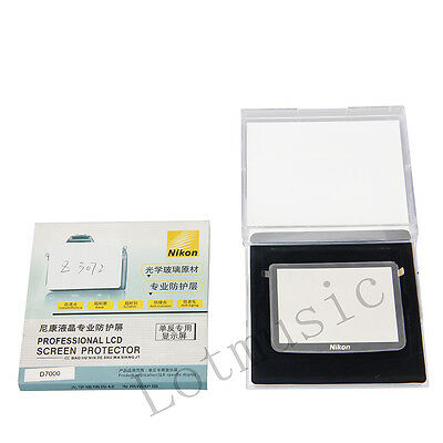 LCD Screen Protector glass for Nikon D90