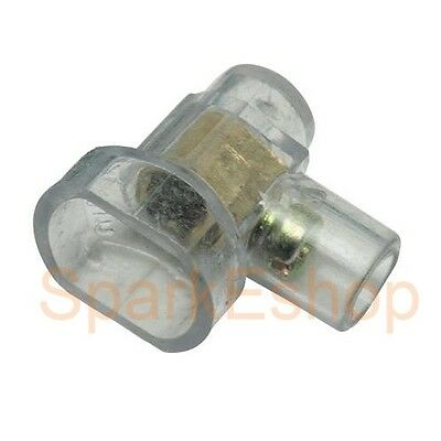 Single Cable Screw Connectors for Electrical Wire (Jar of 100)