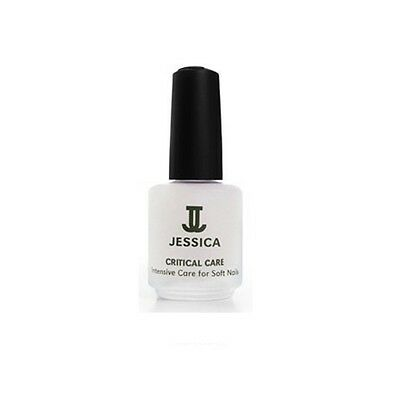 Jessica Nail Treatment - Critical Care - Intensive Care for Soft Nails - 14.8ml