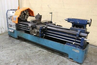 "24""/30"" Swing x 80"" Center Lansing Engine Lathe Metal Turning Machine"