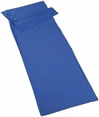 Vango 100% Cotton Sleeping Bag liner - Hotelier Square
