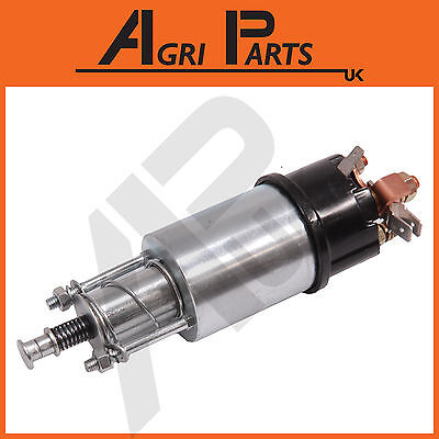 Starter Motor Solenoid David Brown Ford Holland Leyland Massey Ferguson Tractor
