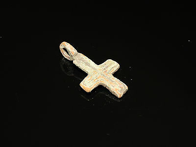 Viking Age Cross with rectangular ends . ca 10-11 AD.