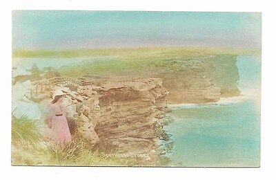 SOUTH HEAD, SYDNEY photograph postcard c1900s