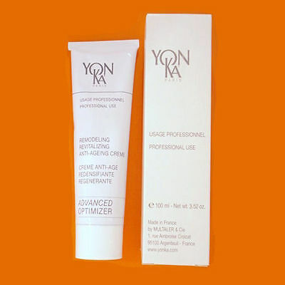 Yonka Advanced Optimizer Cream Creme 3.52 100 Ml Professional Salon Pro Size