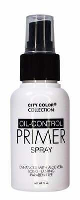 CITY COLOR Collection Long Lasting Primer Make Up Setting Spray