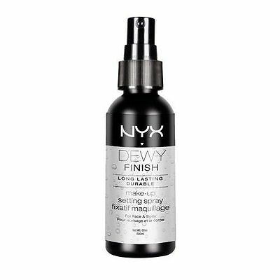 NYX Dewy Finish Long Lasting Makeup Setting Spray - MSS02