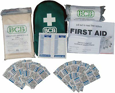 Personal Traveller First Aid Kit - Hikers  Military Camping