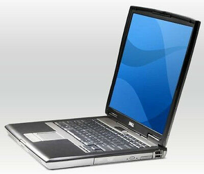 1 Cheap Silver Dell Latitude D530 Laptop Notebook PC Core Duo DVD Burner WIFI