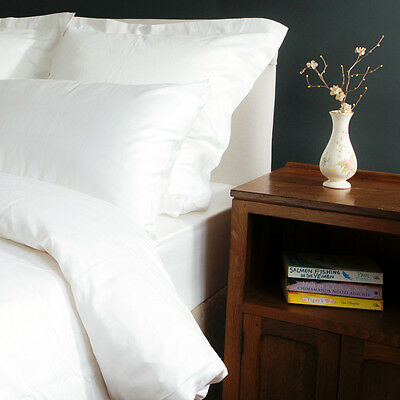 Hotel Quality Egyptian Cotton 400tc Pillowcases  Standard & Square 65cm 26""
