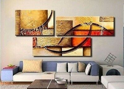 HUGE 2014OIL PAINTING MODERN ABSTRACT WALL DECOR ART CANVAS abstract(NO frame)