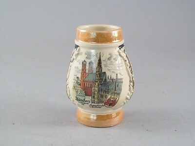 1972 20TH Olympics Collectable Miniature Beer Stein Munich