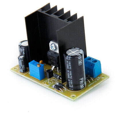 DC/AC- DC LM317 Adjustable Voltage Regulator Step-down Power Supply Module Board